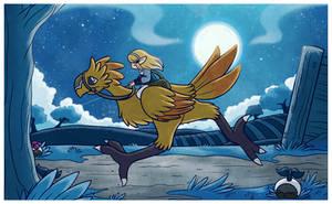 Midnight Runaway by Volmise