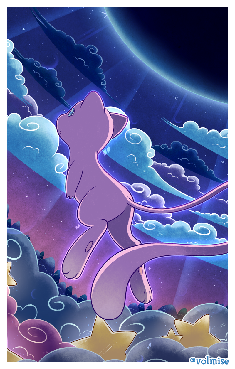 Rainbow Cloud by Volmise