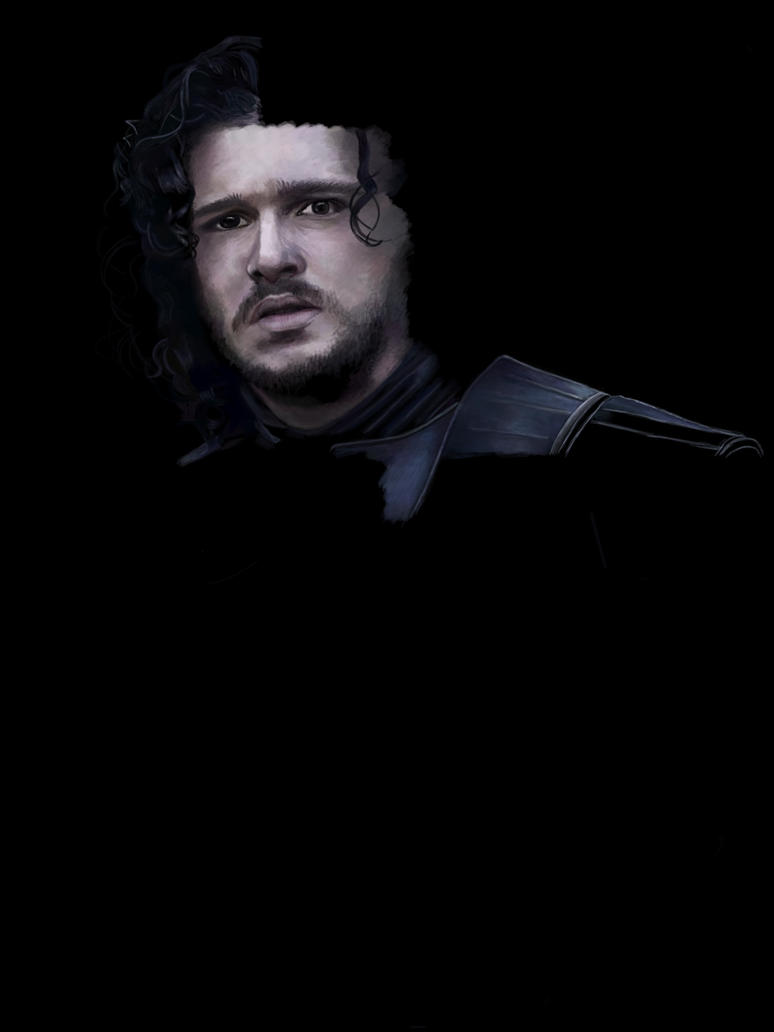 Work in Progess - WIP - Jon Snow by thekirstyshow