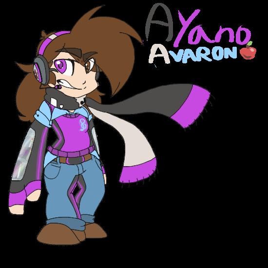 Ayano Avaron ACT2 by Cpninjagrrl