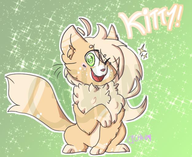 [GIFT] Kittyrocker by Cpninjagrrl