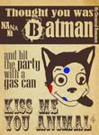 KissMeYouAnimal - MCR