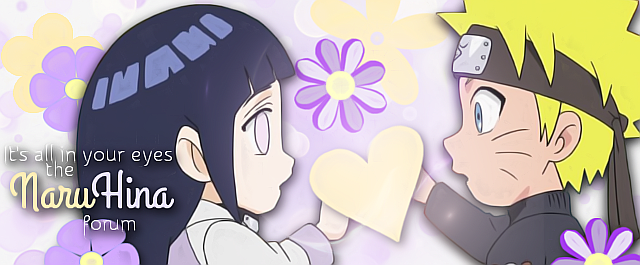 NaruHina Forum Banner by strawberry4750