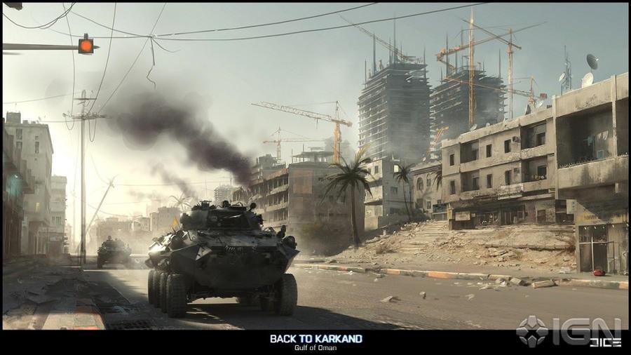 Battlefield 3 TOP 2 by SG00