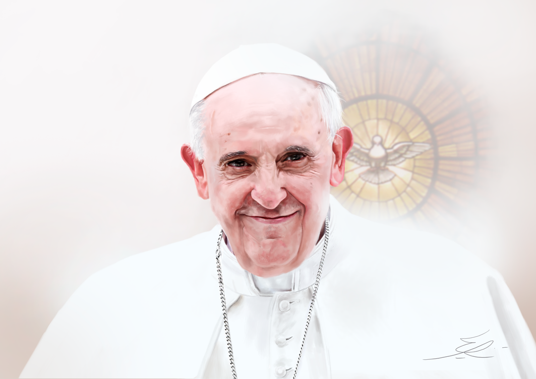 Papa Francisco By EbR1