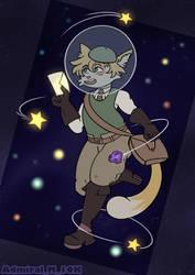 Wesley IN SPACE