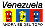 venezuela ahora es del topo