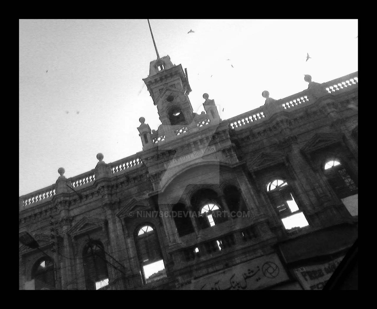Old Karachi by nini786 on DeviantArt