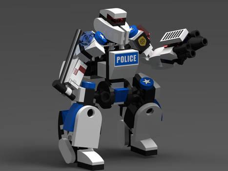 5T-1O 'FiveTen' Police Mech