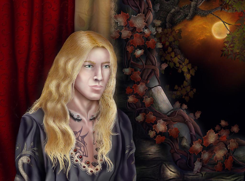 Arawn, King of Annwn