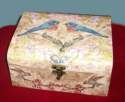 Bird Box by marinaawin