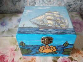 Ship Box by marinaawin