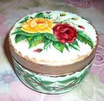 Roses Trinket Box