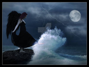 Angel of The Water