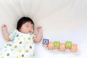 Sleepy head Baby by lindaisontop