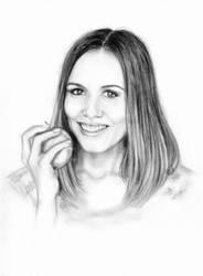 Portrait of Tanya