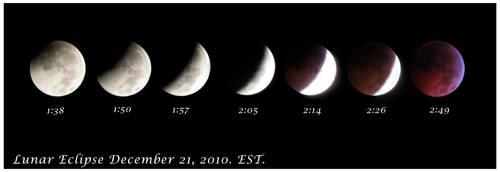 Lunar Eclipse December 21 2010 by xLancelotx