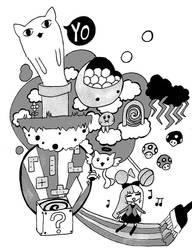 Randomcrap. by Deadsushii