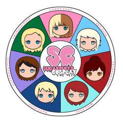 Sugarpuffs Cosplay logo