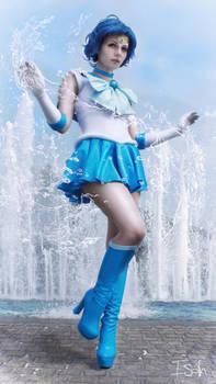Sailor Mercury Splash!