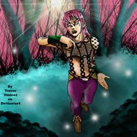 Diavolo's Death by TerrorToxico1