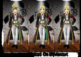 Final B Rose by TerrorToxico1
