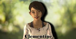 Clementine's Portrait