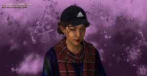 Clem in Adidas Hat