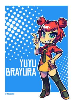 Yuyu byakura
