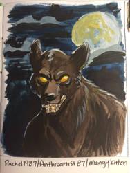 Jan 9: Werewolf by Rachel1987