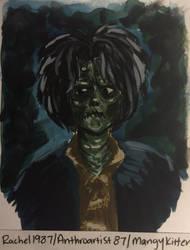 Jan 10: Zombie by Rachel1987