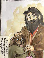 Jan 23: Hagrid by Rachel1987
