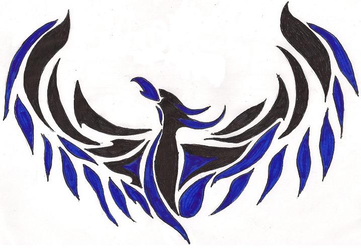 Phoenix Tribal 3 by Prophetsaid on DeviantArt