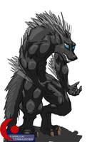 werewolf by saruuk