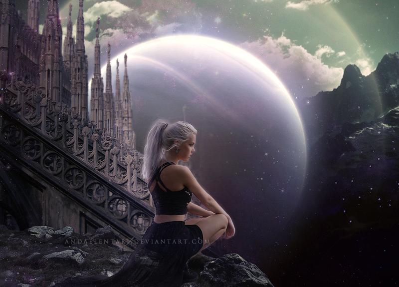 Six Feet Under the Stars by Andaelentari