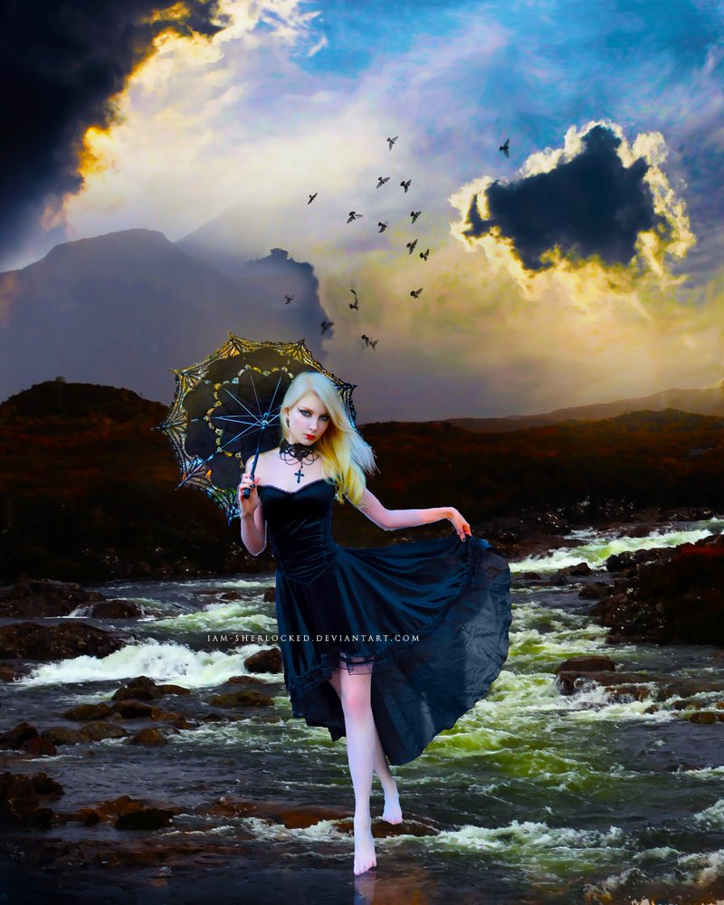 The Fantasy by Andaelentari