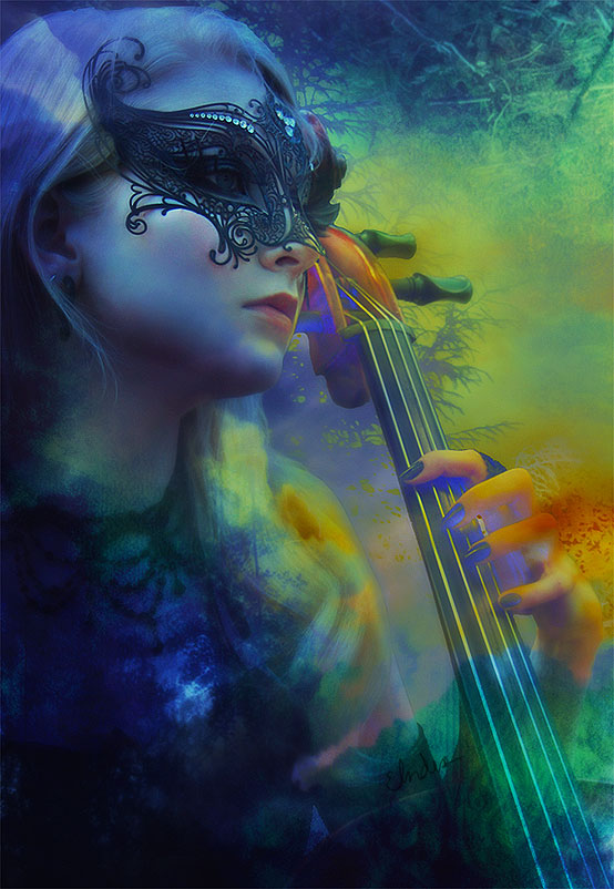 Possessed by the music by Andaelentari