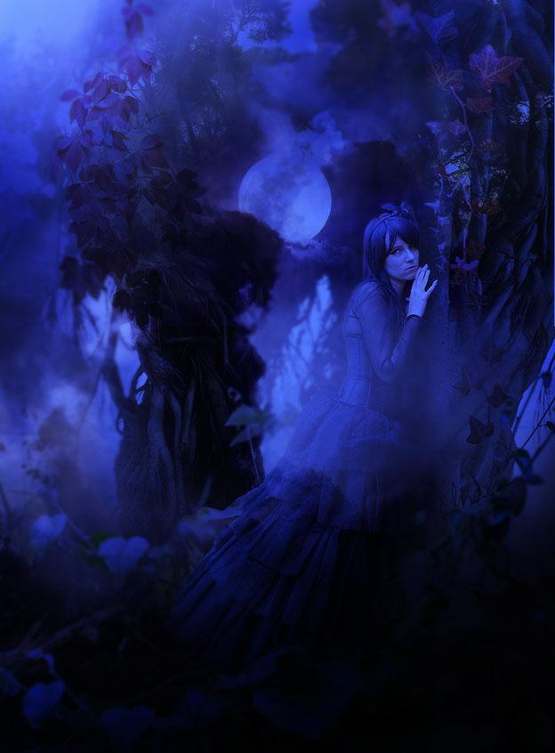 Blue Moon by Andaelentari