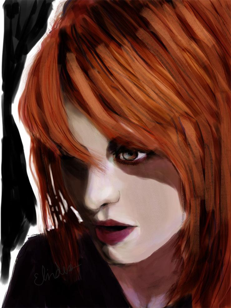 Gothic Hayley by Andaelentari