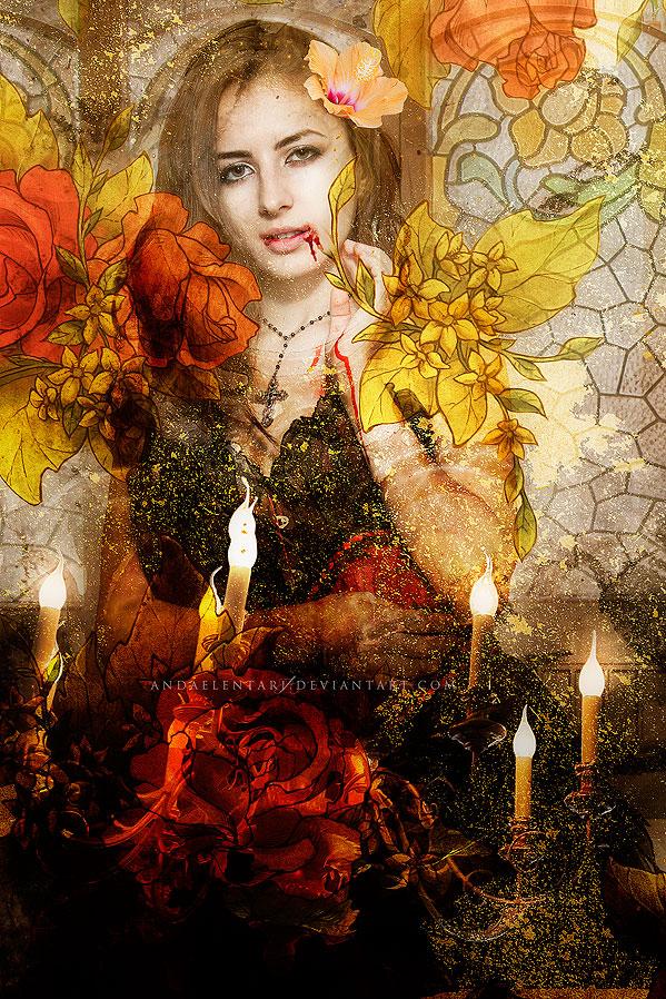 In Bloom by Andaelentari
