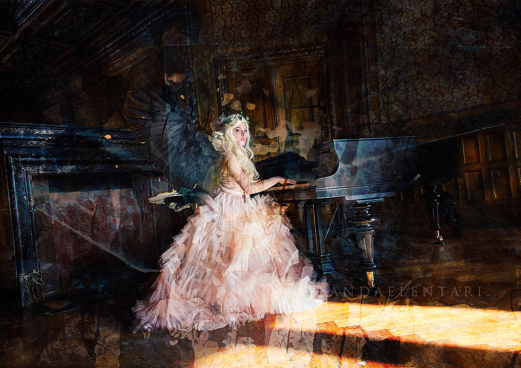 angel of music by Andaelentari