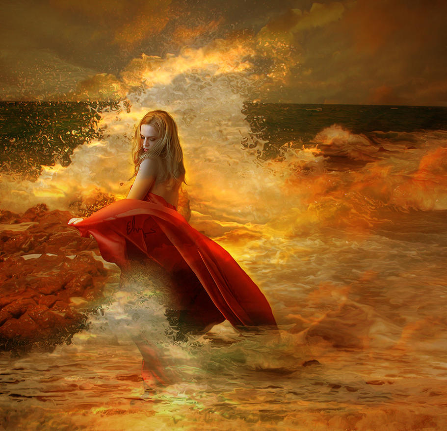 red tide by Andaelentari