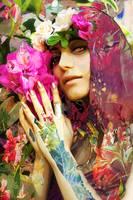 pretty in pink by Andaelentari