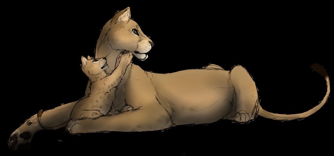 Sketchy sketch 2 by LioKat