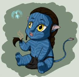 Avatar Chibi W.I.P