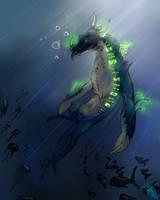 Underwaterlife by StrayTheMushroomKid