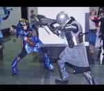 Link VS Knight