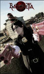 Bayonetta Cosplay by GingerAnneLondon