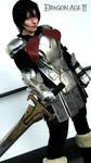 Female Hawke Dragon Age 2 by GingerAnneLondon