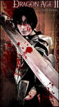 Lady Hawke by GingerAnneLondon